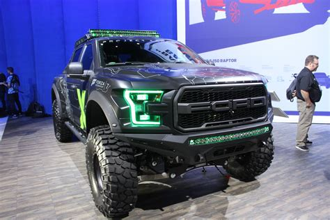 Ford Brings an Array of Custom F-150s to SEMA 2017 | Off
