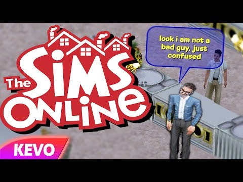The Sims Online Game Review
