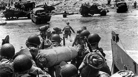 D-Day: Photos from Normandy to mark 75th anniversary of D