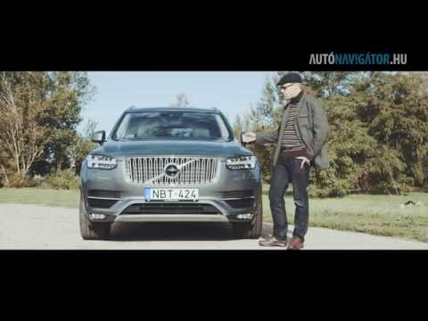 NEW VOLVO XC90 D5 4WD INSCRIPTION 2016 - FIRST SNOW TEST