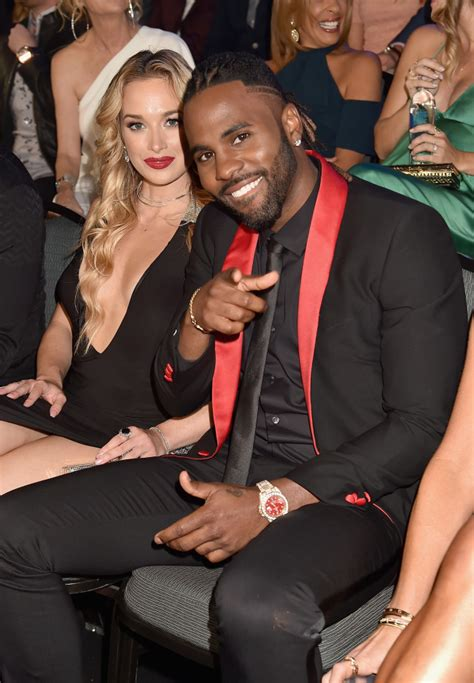 Jason Derulo steps out with gorgeous mystery girlfriend