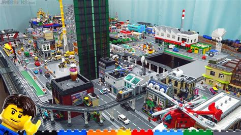 Big LEGO City changes made! Update April 15, 2019 - YouTube