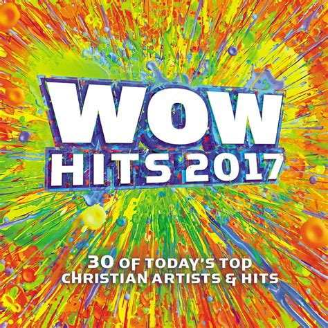 WOW Hits 2017 (2 CD) - Various (Music) | daywind
