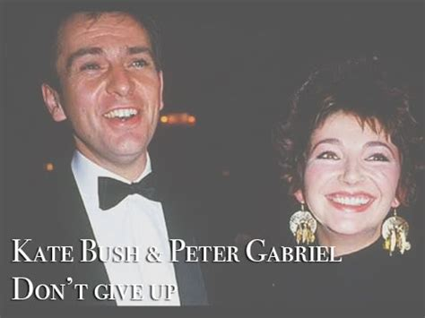 Kate Bush & Peter Gabriel || Don't Give Up - YouTube