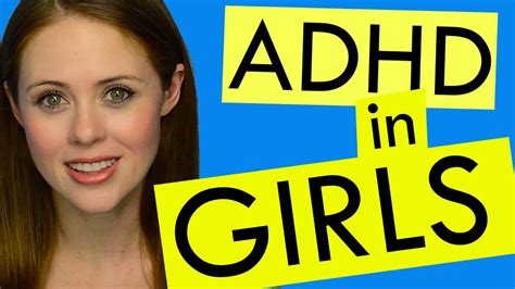 ADHD in Girls: How to Recognize the Symptoms - YouTube