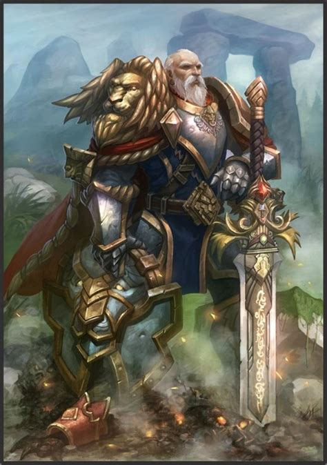 Anduin Lothar - Wowpedia - Your wiki guide to the World of