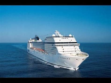 MSC Magnifica - Highlights - Cruise Ship Tour - YouTube