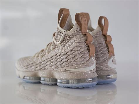 "Upcoming Nike LeBron 15 ""Ghost"" – Release Information"