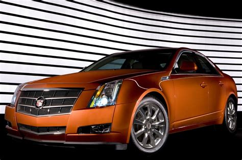 2008 Cadillac CTS Review - Top Speed