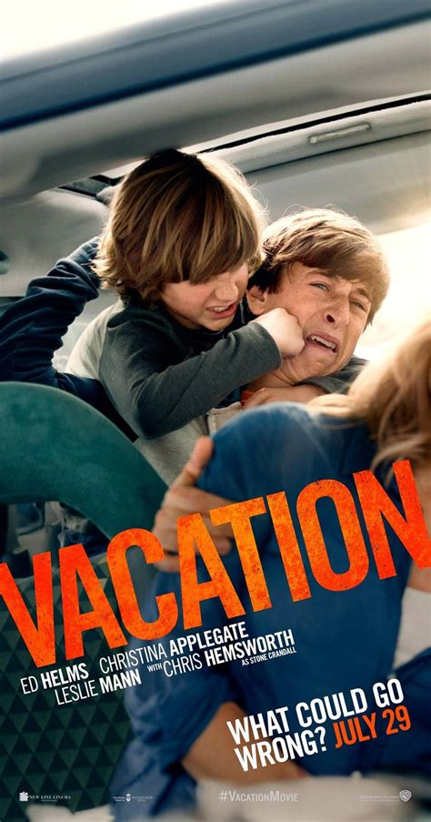 Vacation (2015) Poster #1 - TrailerAddict