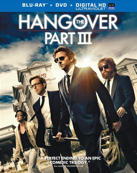 The Hangover Part 3 DVD Release Date October 8, 2013