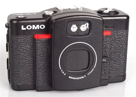 Lomo LC-A Wide Film Camera from Lomography | ePHOTOzine