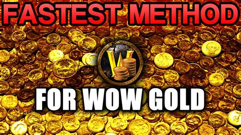 WoW Gold Making Guide – Best World of Warcraft making gold