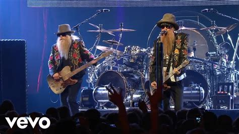 ZZ Top - Gimme All Your Lovin' (Live) - YouTube