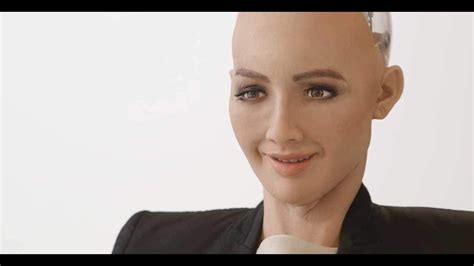 Meet Sophia: The first robot declared a citizen by Saudi