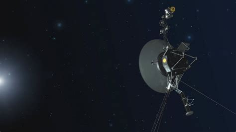 Voyager 1 Fires Up Thrusters After 37 Years | NASA