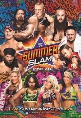 SummerSlam (2017) - Wikipedia