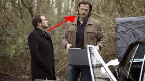 Is Jared Padalecki Too Tall For A Human Being? - YouTube