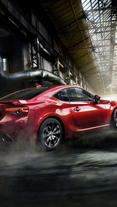 Wallpaper Toyota GT 86, sport cars, red, coupe, Cars
