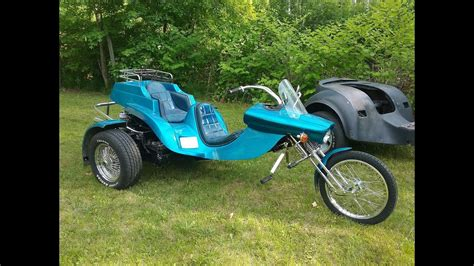 RB-VW Trike #101: Rich's Trike, Engine Teardown