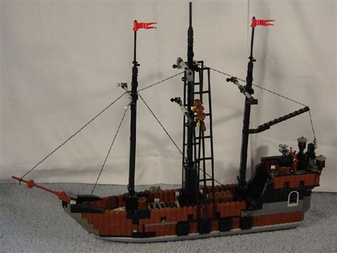 My MOC Ship - Page 2 - Pirate MOCs - Eurobricks Forums