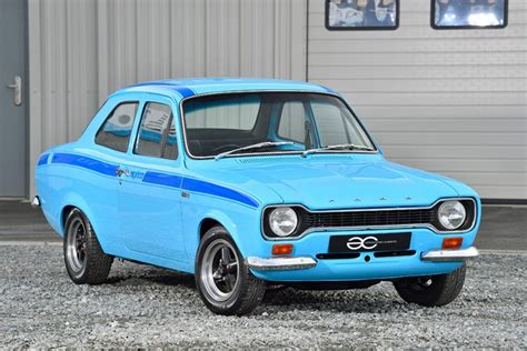 ROAD TEST - 1972 FORD ESCORT MEXICO | Classics World