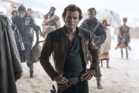 The new 'Star Wars' movie about Han Solo will reportedly