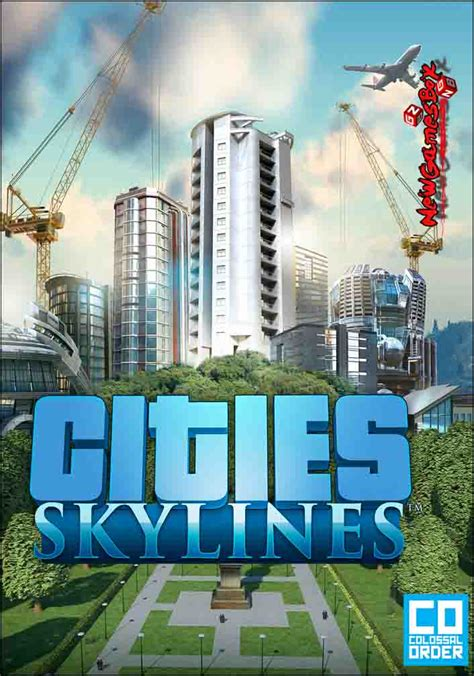 Cities Skylines Free Download Full Version PC Game Setup