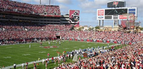 Raymond James Stadium Parking Guide: Maps, Deals, Tips | SPG