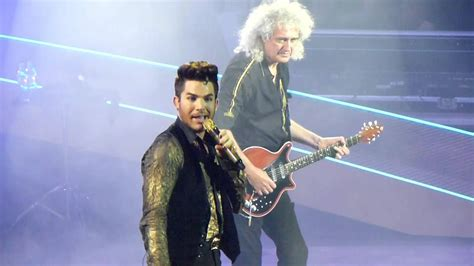 Queen + Adam Lambert - Don't Stop Me Now - Sao Paulo