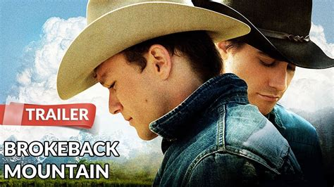 Brokeback Mountain 2005 Trailer HD | Jake Gyllenhaal