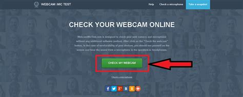 How To Test Webcam Online - Online webcam test