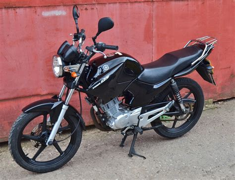 Yamaha YBR 125 Owner Blog : Yamaha YBR 125 for sale UK