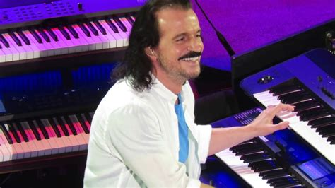 YANNI ENTER THE CONCERT 2018 - YouTube