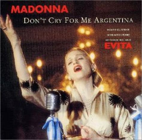 - Don't Cry For Me Argentina - Amazon