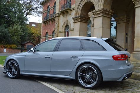 Audi A4 B8 - amazing photo gallery, some information and