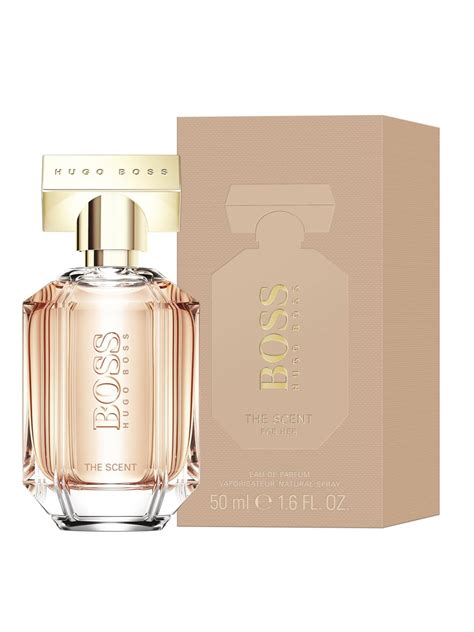 Boss The Scent For Her Hugo Boss perfume - a new fragrance
