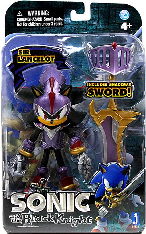 Sonic The Hedgehog Sonic and the Black Knight Sir Lancelot