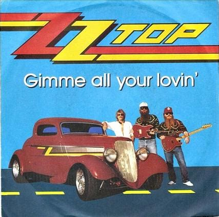 ZZ Top - Gimme All Your Lovin' - simplyeighties