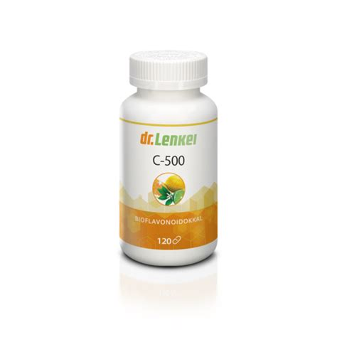 Vitamin C 250 mg chewable tablet - Dr