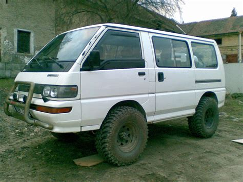 Mitsubishi Starwagon 4X4 1993 AUD version