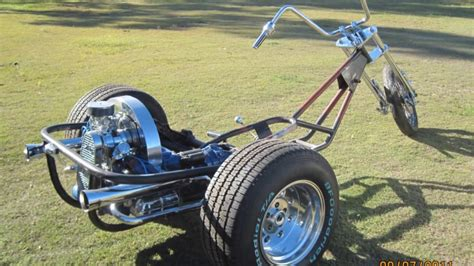 VW CUSTOM TRIKE - YouTube