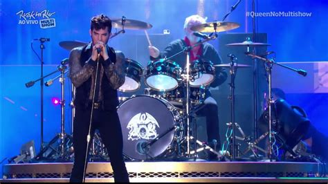 Queen + Adam Lambert: Don't Stop Me Now (Rock In Rio 2015