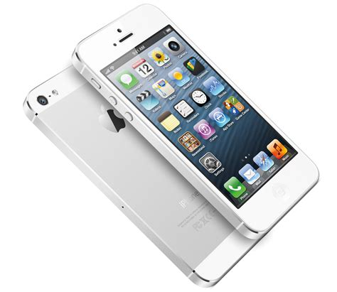 Why the iPhone 5 is the most beautiful smartphone ever