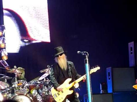 ZZ Top - Gimme all your lovin' live in Amsterdam 2009