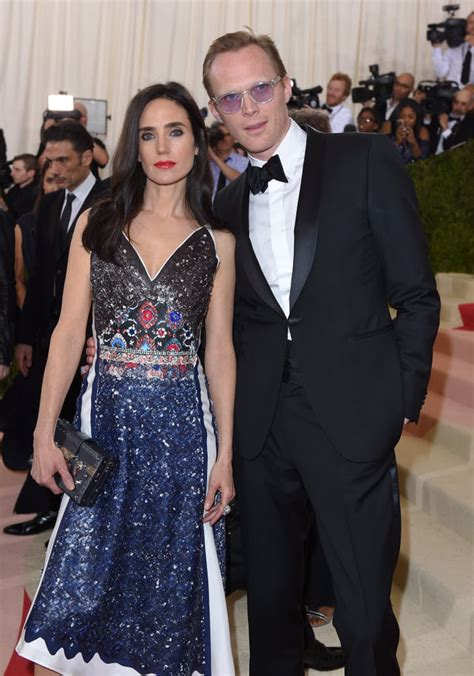 May 2016 | Paul Bettany and Jennifer Connelly Photos