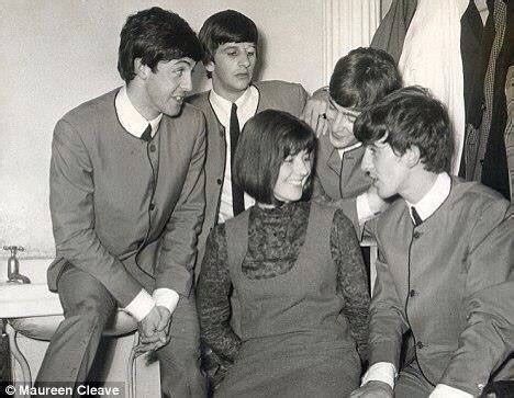 Truth About the Beatles' Girls
