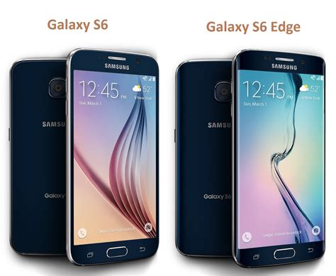 Samsung Galaxy S6 & Edge S6: Price, Specifications