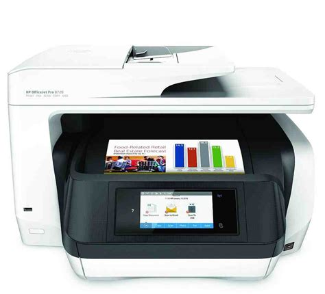 HP OfficeJet Pro 8720 All-In-One Color Printer,HP ePrint
