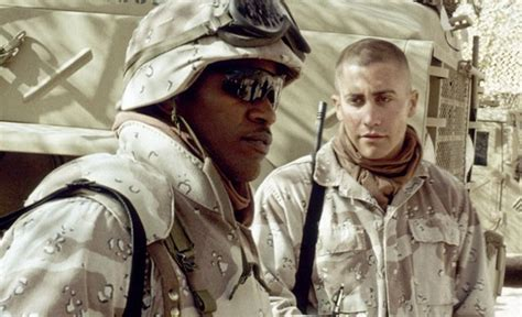 'Jarhead' not in the class of war movies it admires